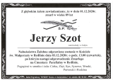 Jerzy Szot