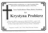 Krystyna Probierz