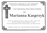 Marianna Kasprzyk