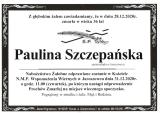 Paulina Szczepańska