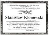 Stanisław Klonowski