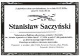 Stanisław Saczyński