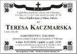 Teresa Kaczmarska