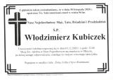 Włodzimierz Kubiczek