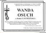 Wanda Osuch