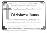 Zdzisława Janus