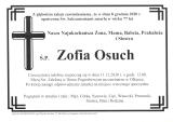 Zofia Osuch