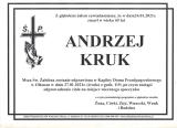 Andrzej Kruk