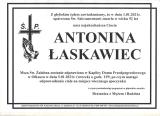 Antonina Łaskawiec