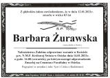 Barbara Żurawska