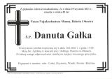 Danuta Gałka