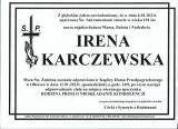 Irena Karczewska