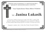 Janina Łukasik