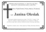 Janina Olesiak