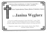 Janina Węglarz