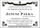 Janusz Pałka
