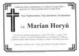 Marian Horyń