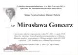 Mirosława Goncerz