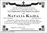 Natalia Kajda