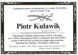 Piotr Kulawik