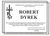 Robert Dyrek