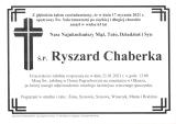 Ryszard Chaberka