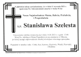 Stanisława Szelesta