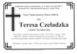 Teresa Czeladzka