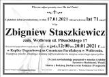 Zbigniew Staszkiewicz