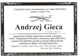 Andrzej Gieca