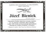 Józef Bieniek