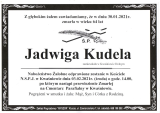Jadwiga Kudela