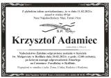 Krzysztof Adamiec