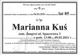 Marianna Kuś