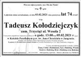 Tadeusz Kołodziejczyk