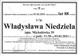 Władysława Niedziela