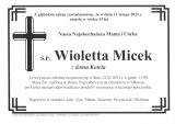 Wioletta Micek