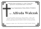 Alfreda Walczak
