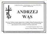 Andrzej Wąs