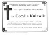 Cecylia Kulawik