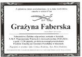 Grażyna Faberska