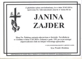 Janina Zajder