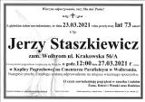 Jerzy Staszkiewicz