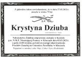 Krystyna Dziuba