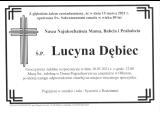 Lucyna Dębiec