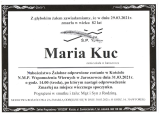 Maria Kuc