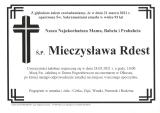 Mieczysława Rdest