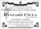 Ryszard Ciuła