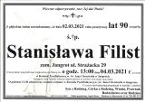 Stanisława Filist