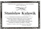 Stanisław Kulawik